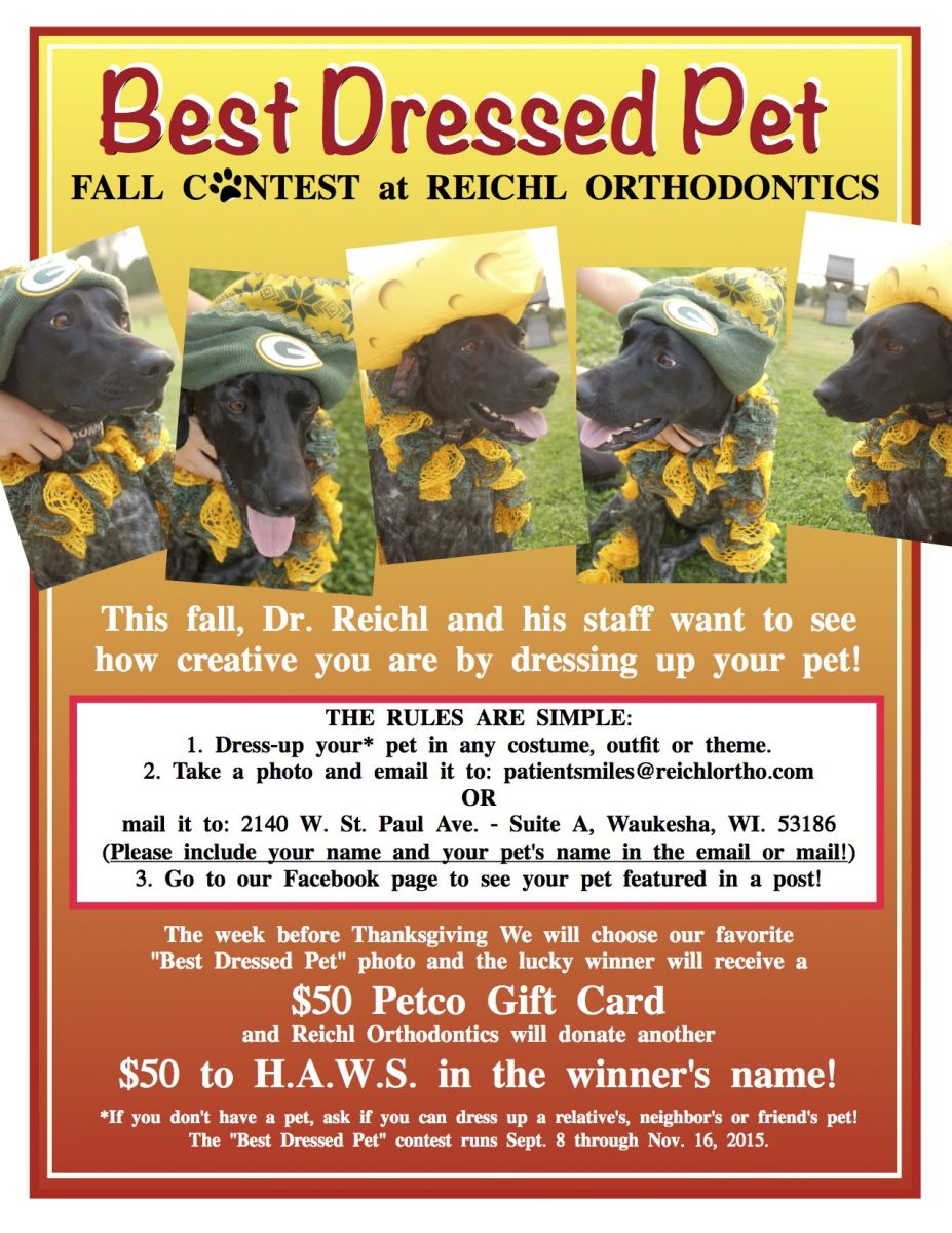 Contests Reichl Orthodontics Waukesha Hartland